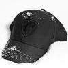 Black/Black Shield Sport Cap