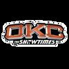 OKC Orange - Sticker