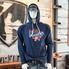 Lucky & Good Hoodie - Cattle Navy
