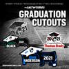 Graduation Cutouts