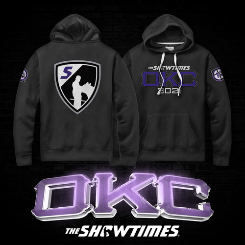 OKC Hoodie - Black