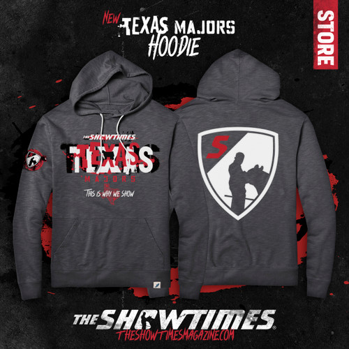 Texas Majors Hoodie