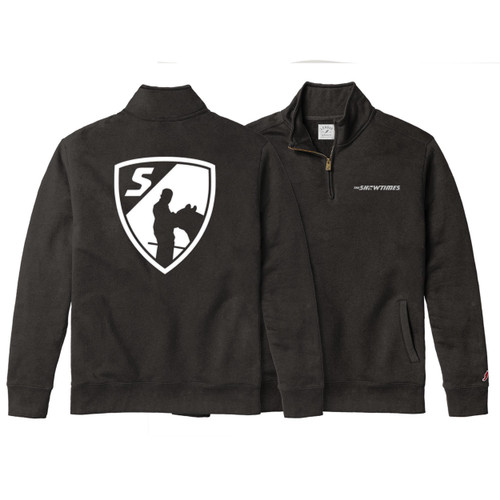 Showtimes Quarter Zip Pullover