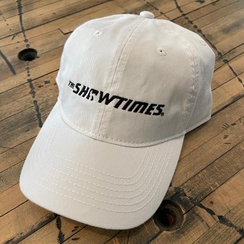 Classic Showtimes Cap - White