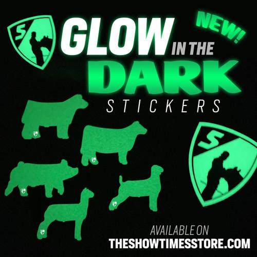 Glow in the Dark - Sticker