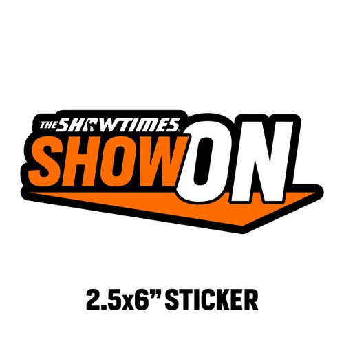 Show On - Sticker