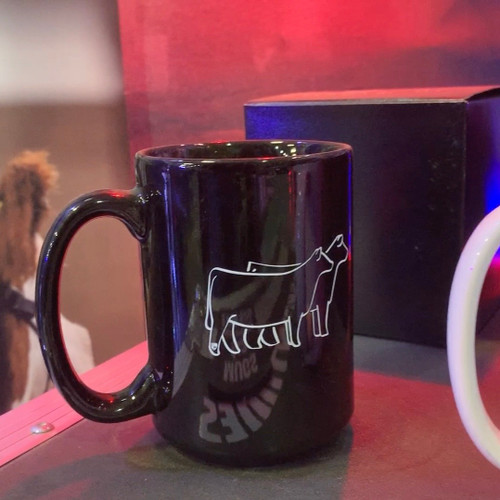 Showtimes Mug - Cattle