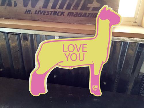 Love You Lamb