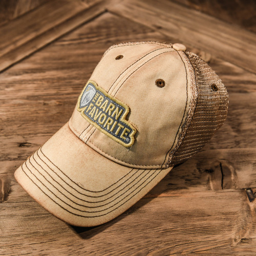 The Barn Favorite Cap
