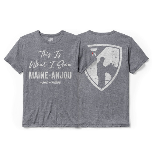 This Is What I Show: Maine-Anjou - T-Shirt
