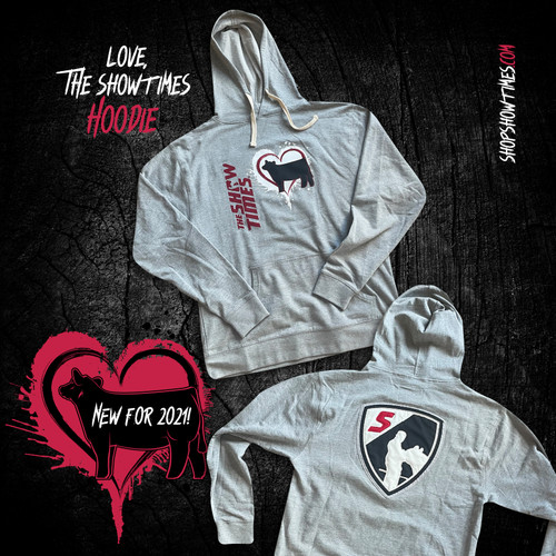 Love, The Showtimes Hoodie
