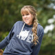This Is Why We Show Hoodie - Navy Hog