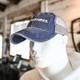 Blue Trucker Cap