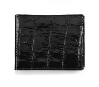Brighton Men's Rockefeller Passcase Wallet in Black