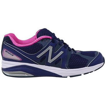 New Balance Women's 1540v2 in Purple with Pink