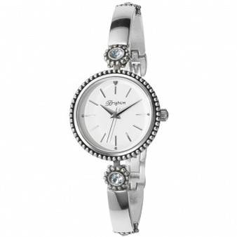 Brighton Twinkle Crystal City Watch in Silver