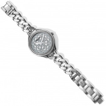 Brighton Ferrara Watch in Silver