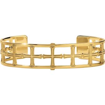 Brighton Christo Rome Slim Cuff Bracelet