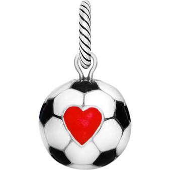 Brighton Soccer Ball Charm