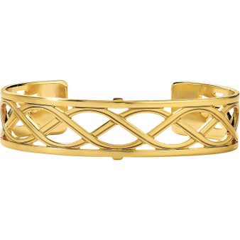 Brighton Christo Sydney Slim Cuff Bracelet