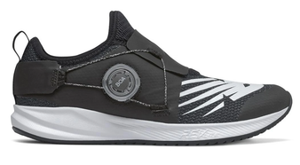 New Balance Big Kids FuelCore Reveal in Black and White