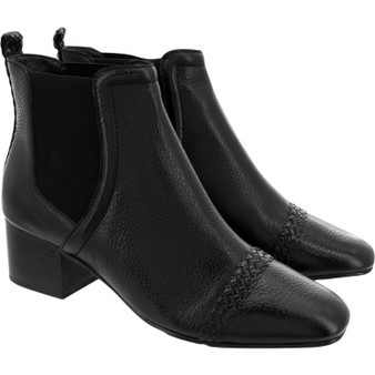 Brighton Artisan Bliss Boots in Black