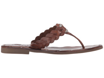 Brighton Women's Arlo Sandal in Caramel