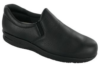 SAS Women's Patriot Non Slip Loafer in Black