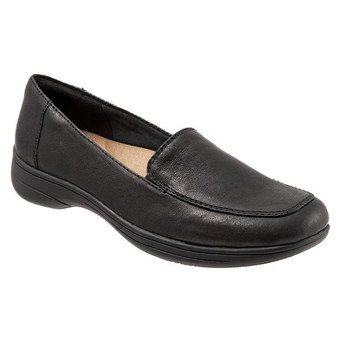 Trotters Women's Jacob Loafer in Black