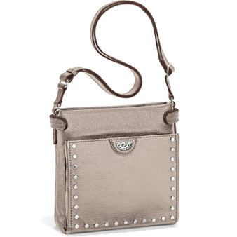 Brighton Royce Organizer Bag in Zinc