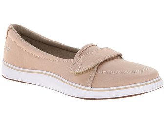 Grasshoppers Women's Shelborne in Stone Twill