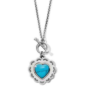 Brighton Southwest Dream Spirit Heart Necklace
