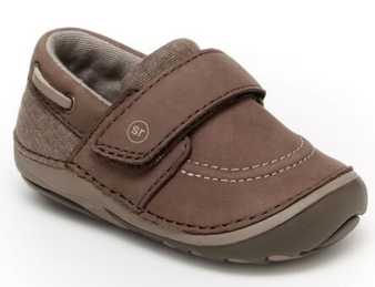 Stride Rite Infant/Toddler's Soft Motion Wally Loafer in Brown