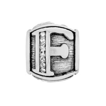 Brighton Alphabet Bead F