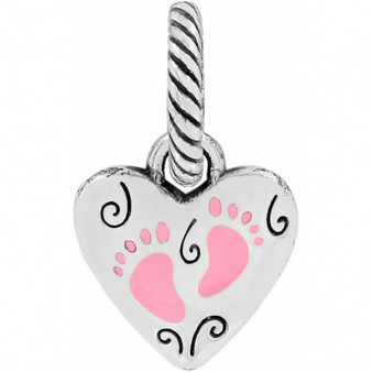 Brighton Baby Girl Charm