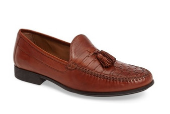 Johnston & Murphy Men's Cresswell in Cognac