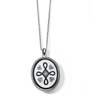 Brighton Fiona Convertible Locket Necklace