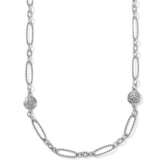 Brighton Ferrara Link Long Necklace