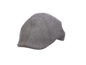 Stetson Men's Wool Blend Ivy Cap in Grey