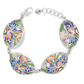Brighton Iris Bloom Bracelet