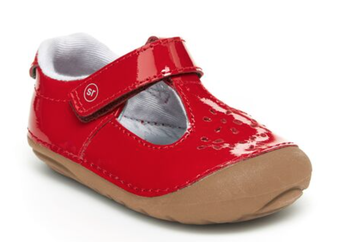Stride Rite Infant/Toddler's Soft Motion Amalie Mary Jane in Red
