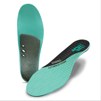 10 Seconds Arch Stability with Arch Support