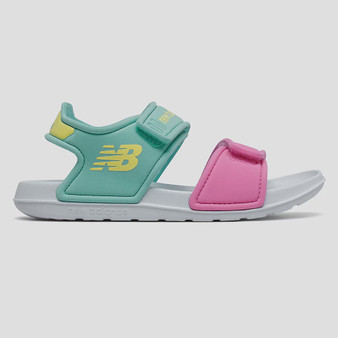 New Balance Children's  Sport Sandal in  Candy Pink