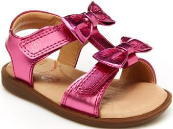 Stride Rite Infant/Toddler's SR Emarose Sandal in Pink