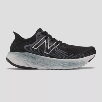 New Balance Women's Fresh Foam 1080v11 in Black with Thunder