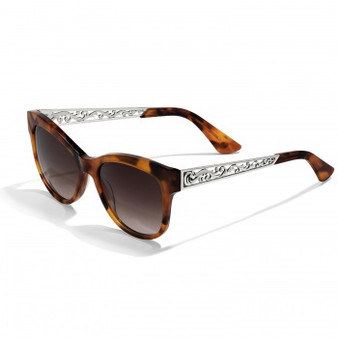 Brighton Kaytana Sunglasses in Brown