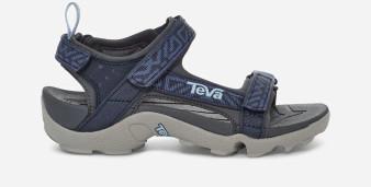 Teva Kids Tanza Sandal in Blue