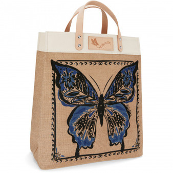 Brighton Artful At Heart Butterfly Dream Tote