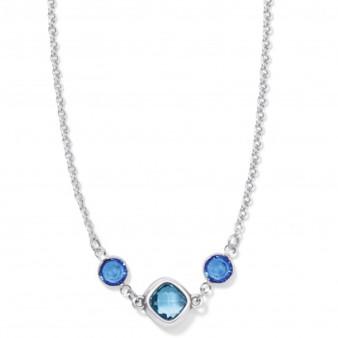 Brighton Elora Gems Sky Short Necklace