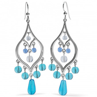 Brighton Prism Lights Teardrop French Wire Earrings